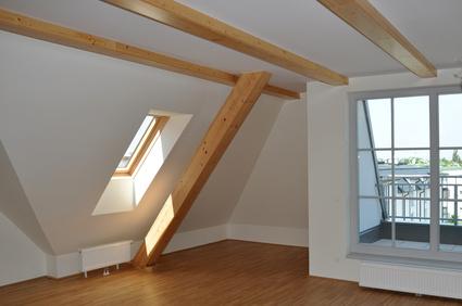 Innenausbau / Dachfenster